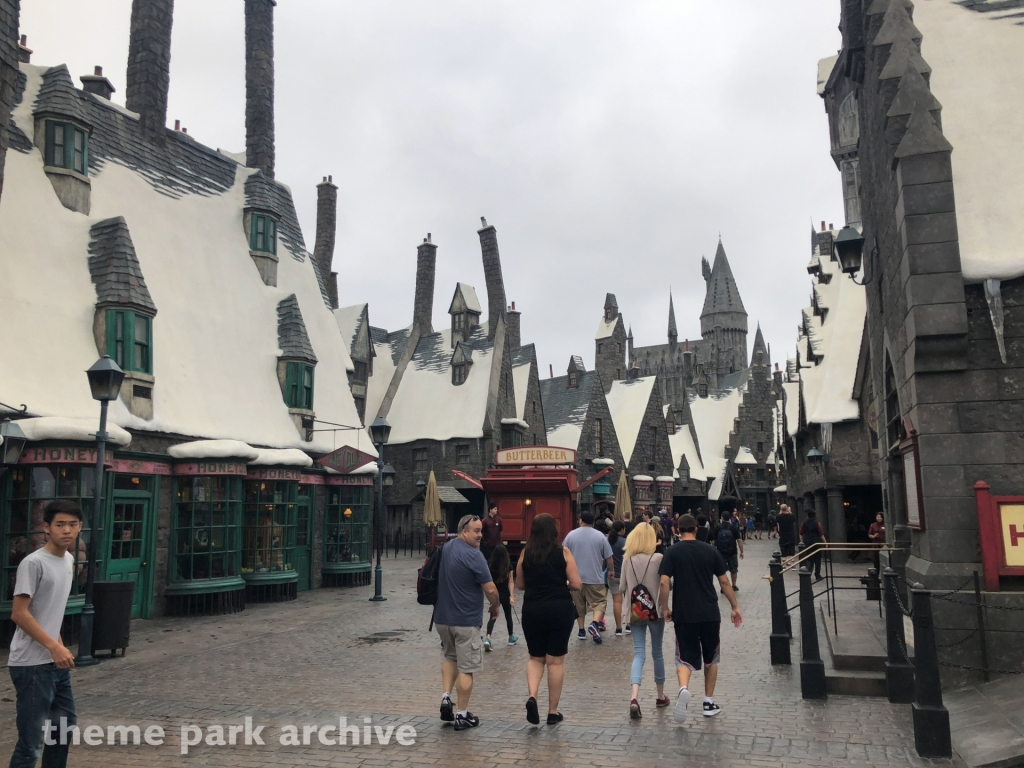 The Wizarding World of Harry Potter at Universal Studios Hollywood