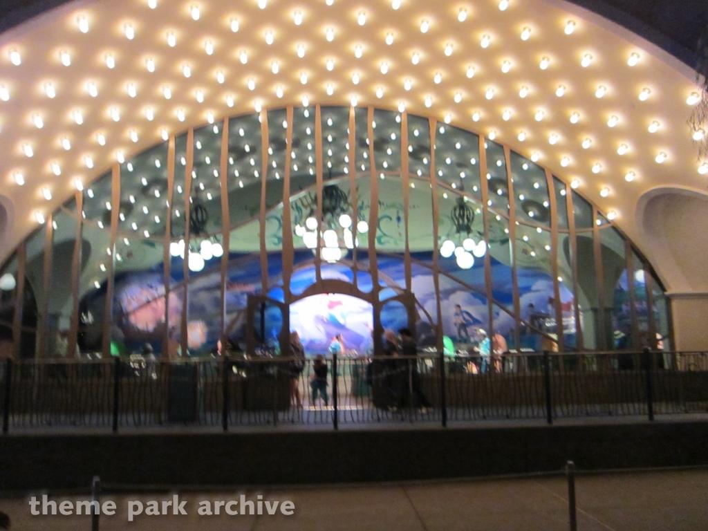 The Little Mermaid: Ariel's Undersea Adventure at Disney California Adventure