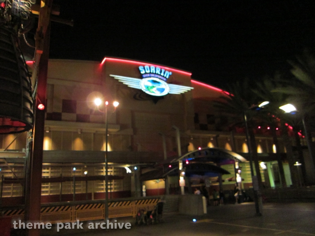 Soarin' Around The World at Disney California Adventure
