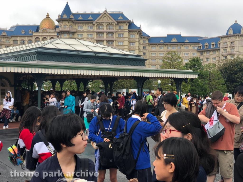Main Entrance at Tokyo Disneyland