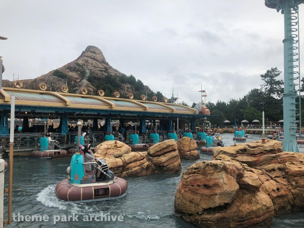 Aquatopia at Tokyo DisneySea