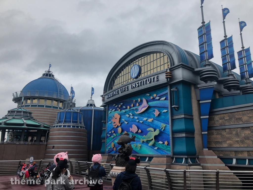 Nemo and Friends SeaRider at Tokyo DisneySea