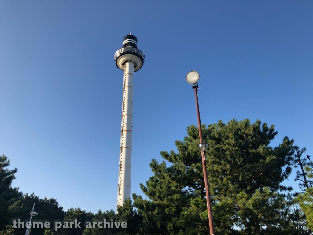 Sea Paradise Tower at Yokohama Hakkeijima Sea Paradise
