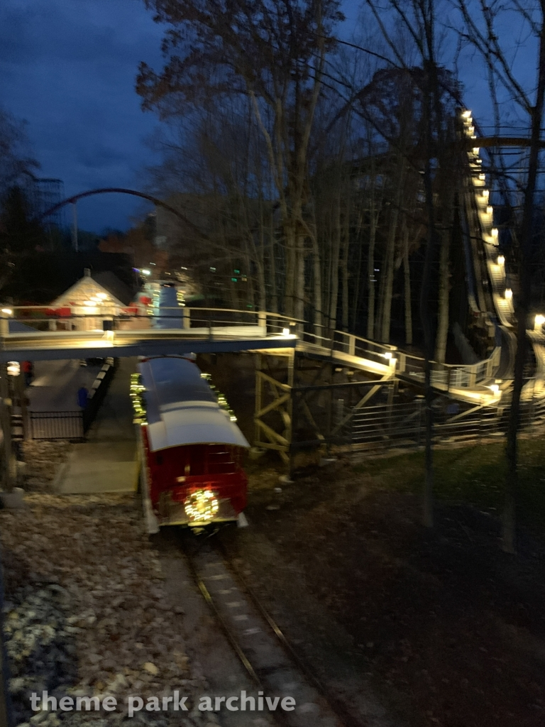 K.I. & Miami Valley Railroad at Kings Island