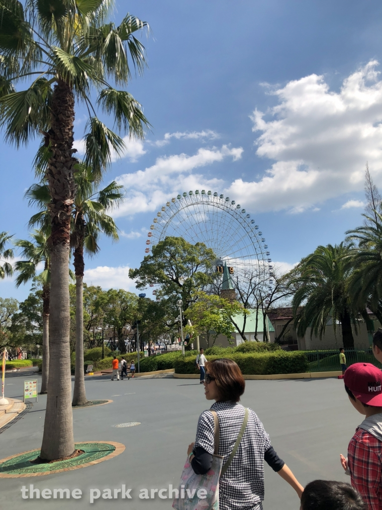 Giant Wheel Aurora at Nagashima Resort