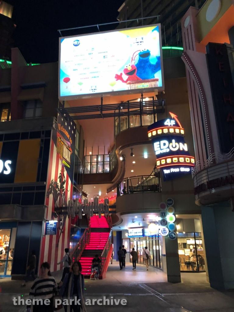 Misc at Universal City Walk Osaka