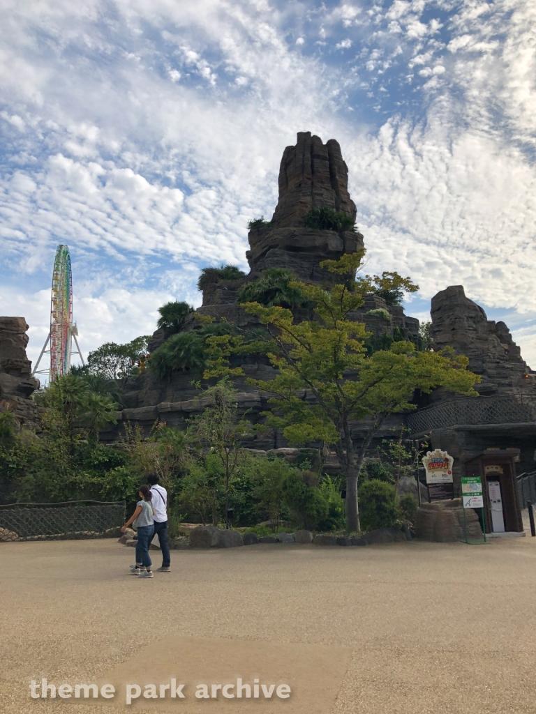 Magical Volcano at Hirakata Park