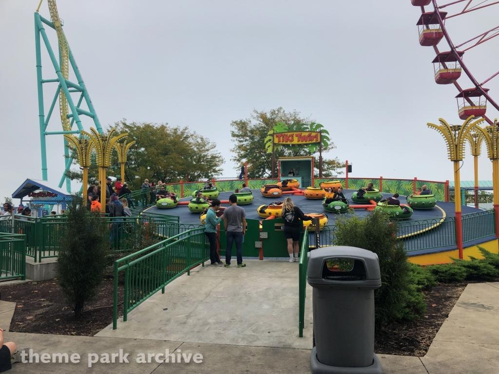 Tiki Twirl at Cedar Point