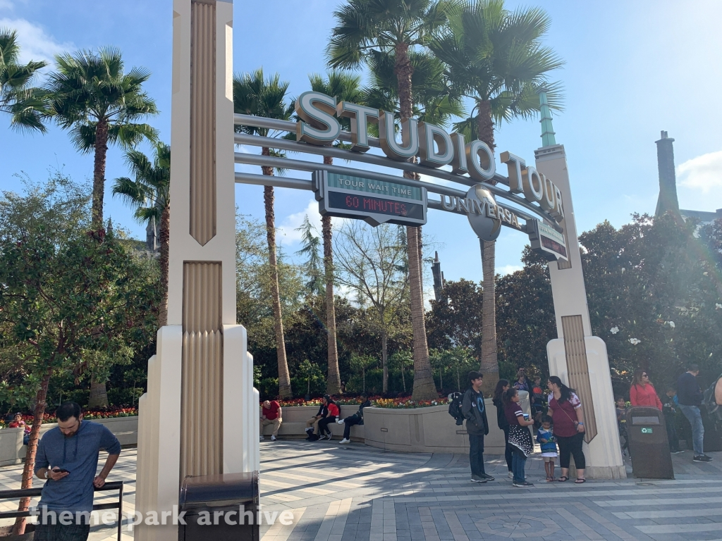 Studio Tour at Universal Studios Hollywood