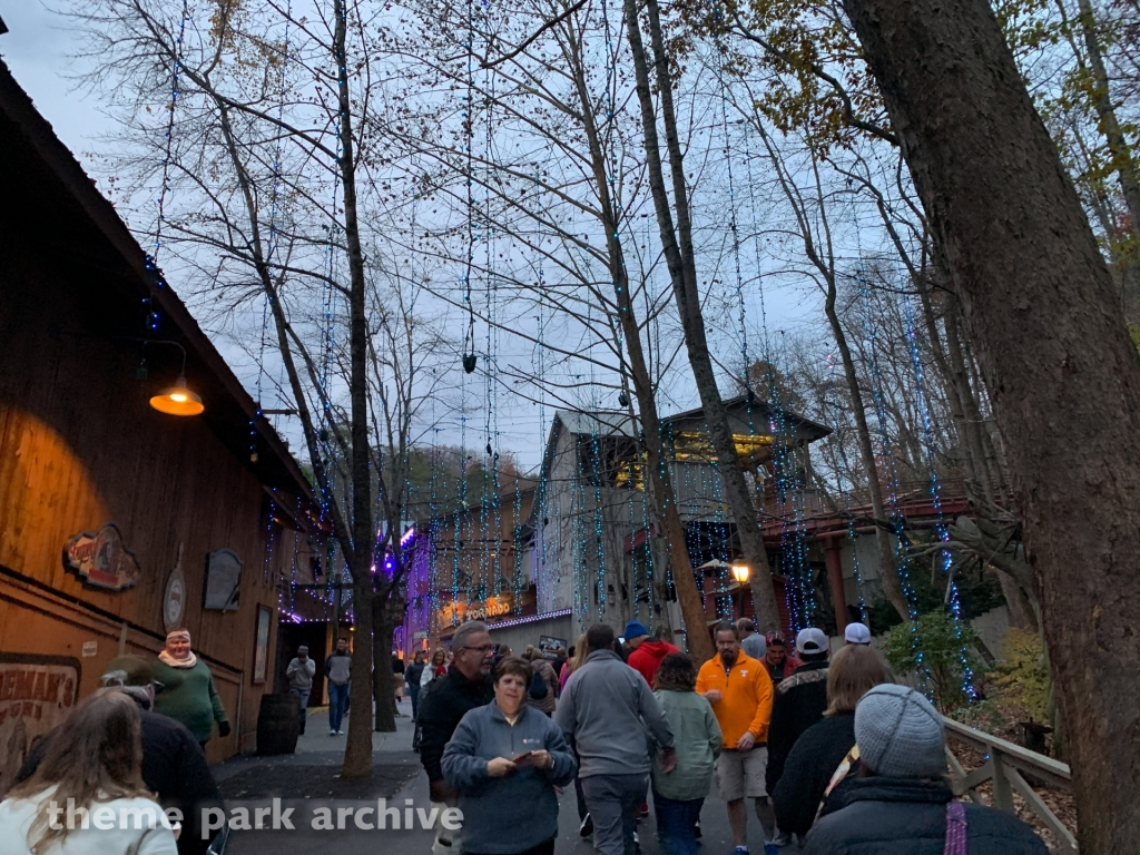 Craftsman's Valley at Dollywood