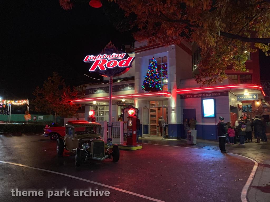Lightning Rod at Dollywood