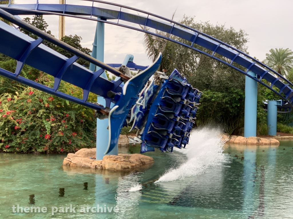 Manta at Sea World Orlando