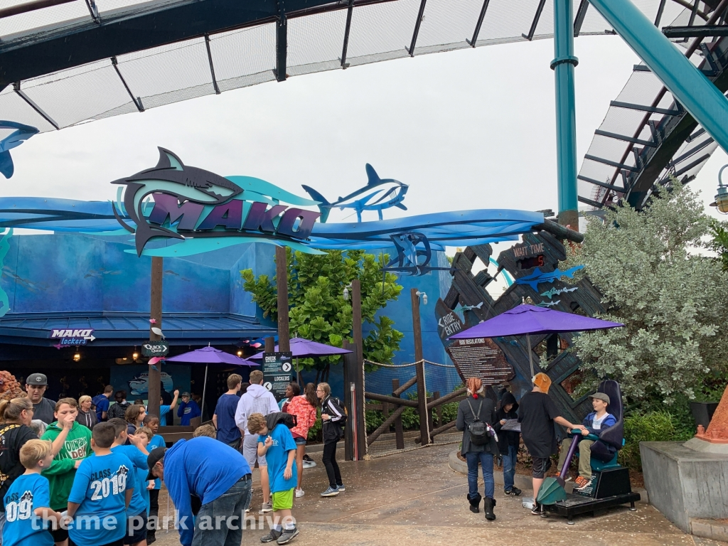 Mako at Sea World Orlando
