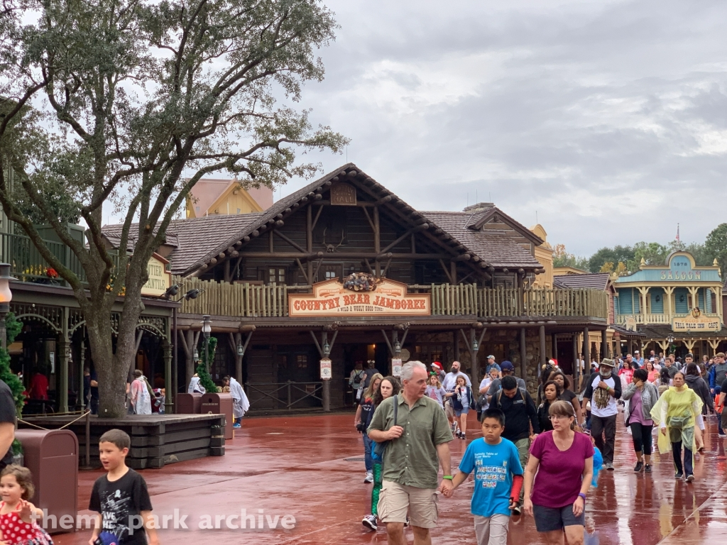 Country Bear Jamboree at Magic Kingdom