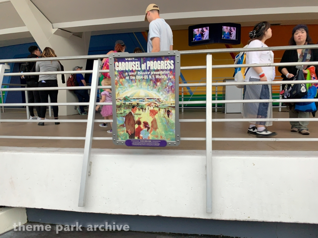 Carousel of Progress at Magic Kingdom