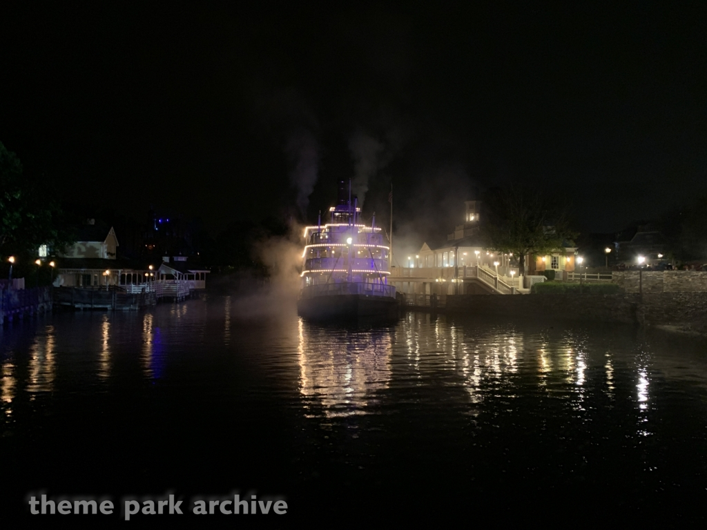 The Liberty Belle at Magic Kingdom
