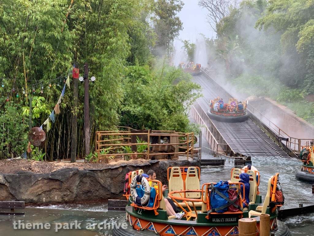 Kali River Rapids at Disney's Animal Kingdom