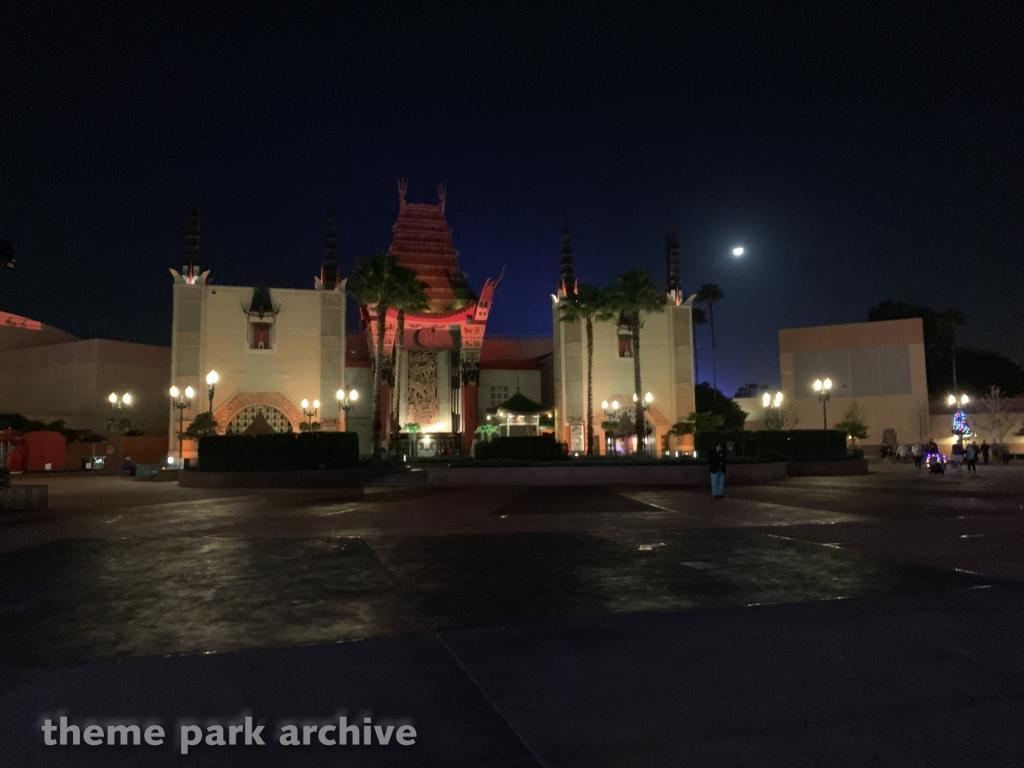 Animation Courtyard at Disney's Hollywood Studios