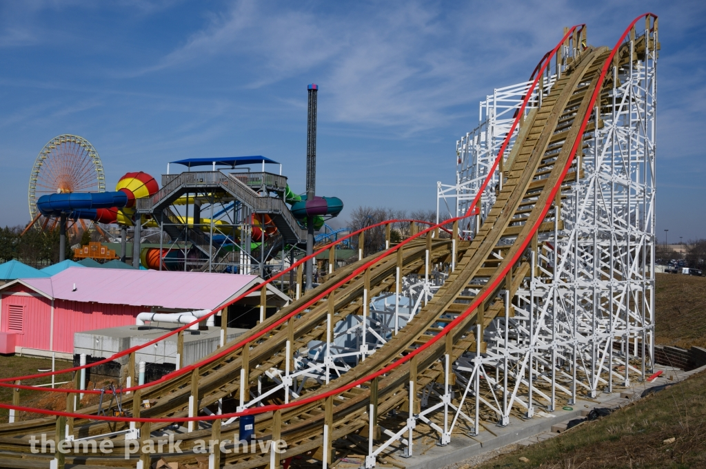 Kentucky Flyer at Kentucky Kingdom