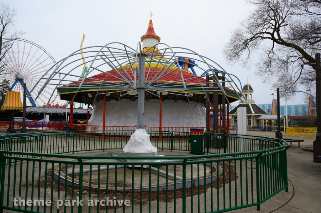 Kiddie Kingdom at Cedar Point