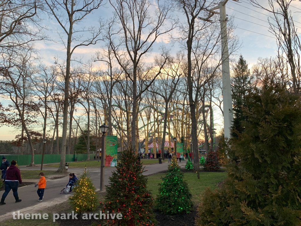 Lakefront at Six Flags Great Adventure