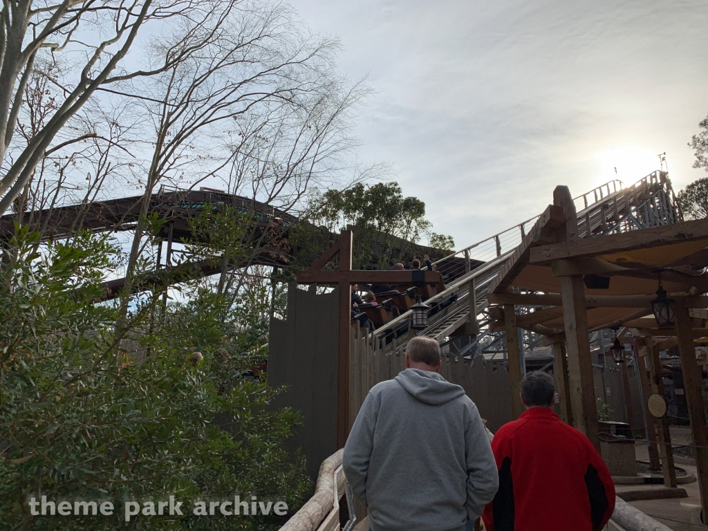 InvadR at Busch Gardens Williamsburg