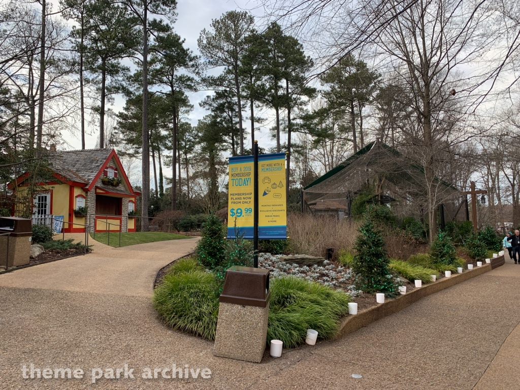 Jack Hanna's Wild Reserve at Busch Gardens Williamsburg