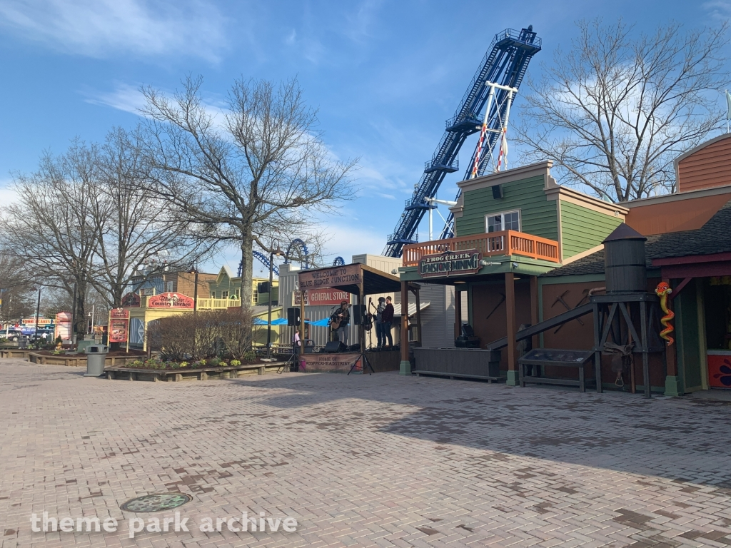 Blue Ridge Junction at Carowinds