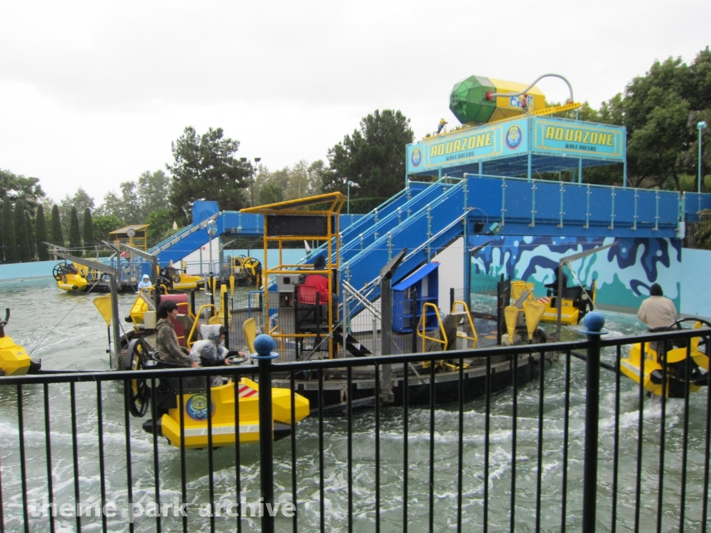 AQUAZONE Wave Racers at LEGOLAND California