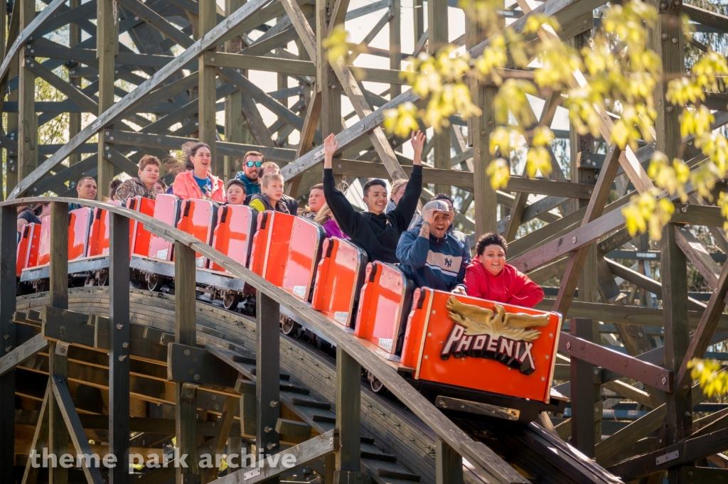 Phoenix at Knoebels Amusement Resort