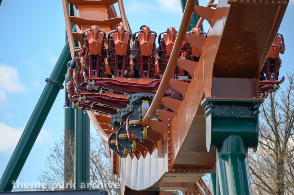 Yukon Striker at Canada's Wonderland