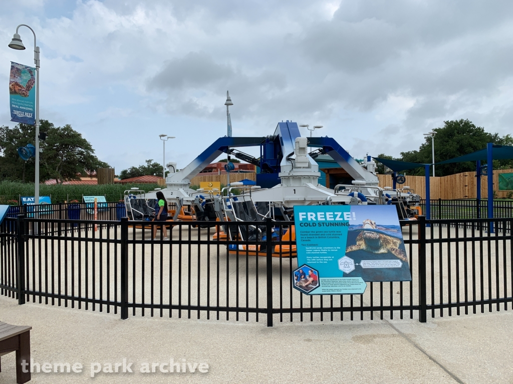 Riptide Rescue at Sea World San Antonio