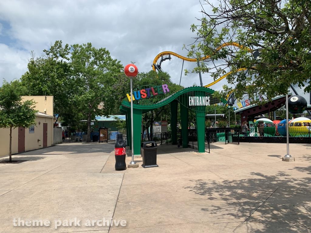 Hustler at Six Flags Fiesta Texas