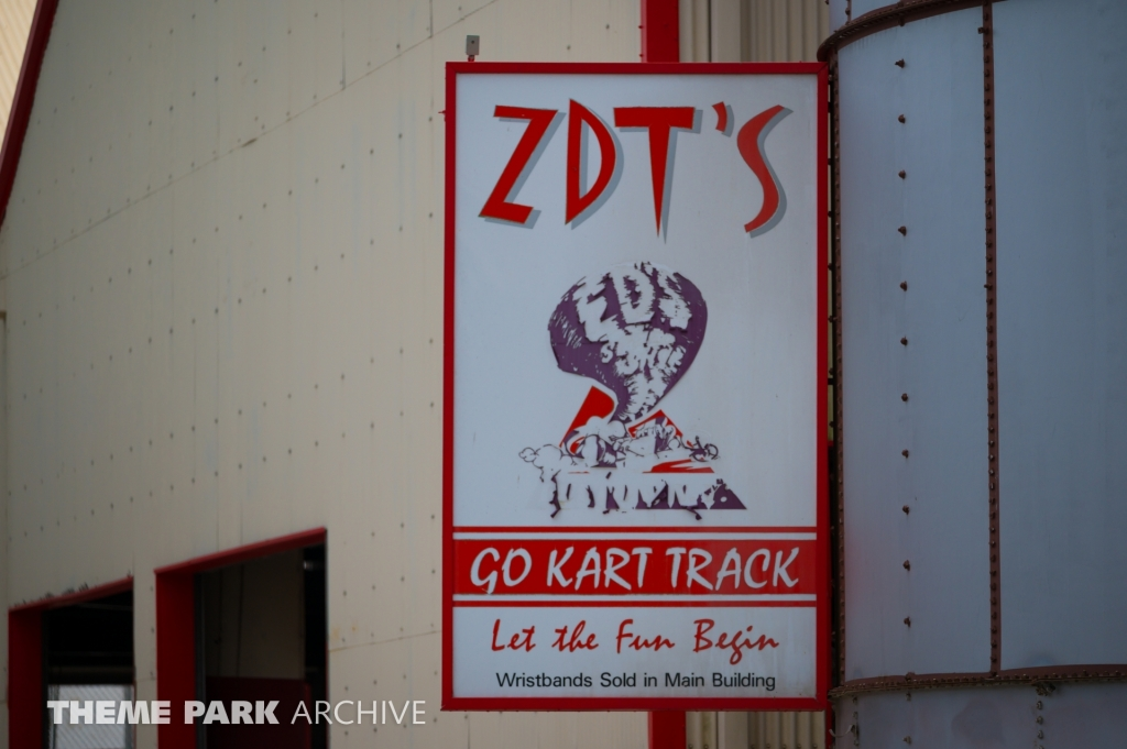 Go Karts at ZDT's Amusement Park