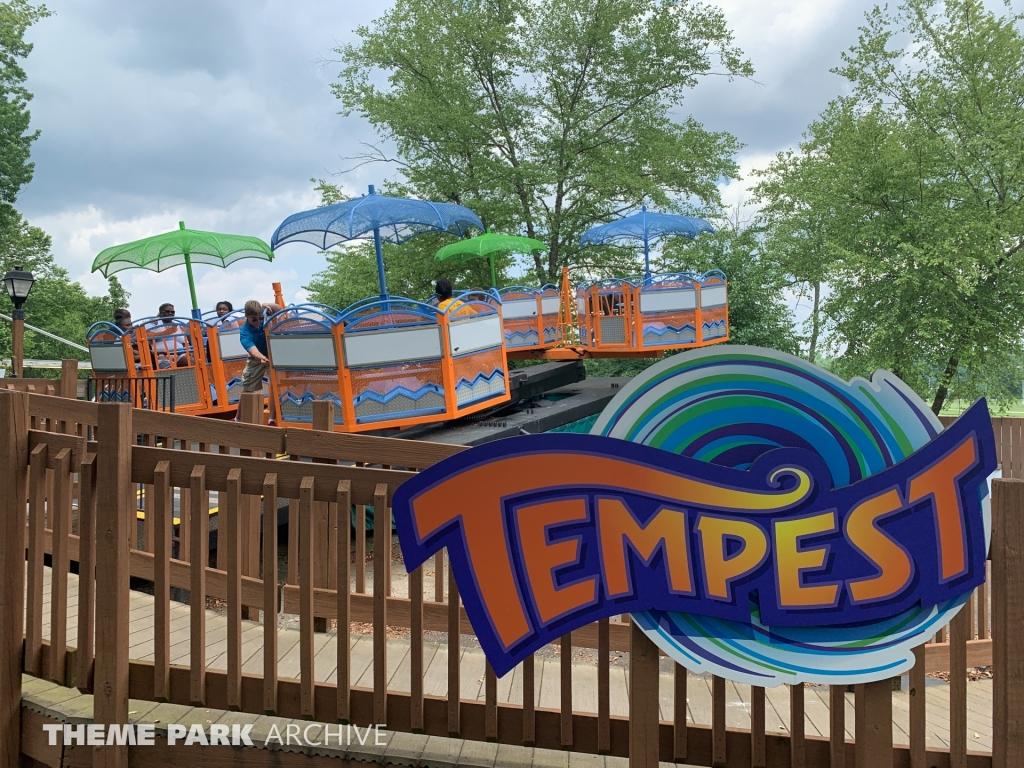 Tempest at Coney Island