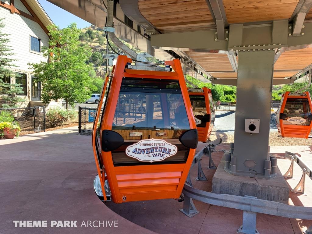 Glenwood Gondola at Glenwood Caverns Adventure Park