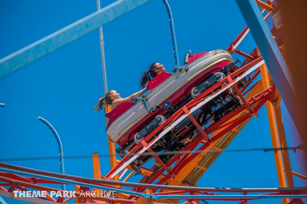 Galaxi at Cliff's Amusement Park