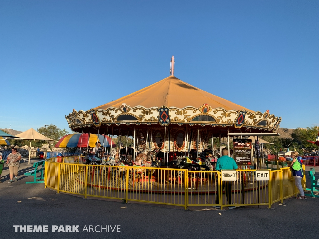 Merry Go Round at Western Playland