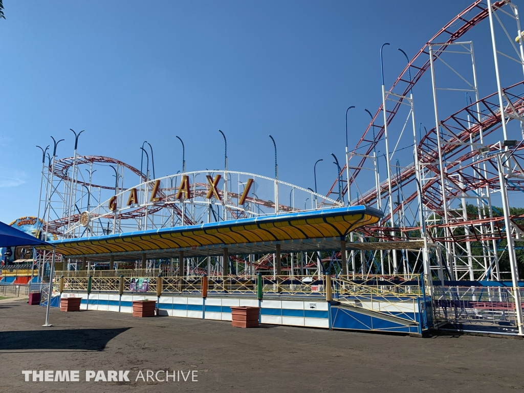 Galaxi at Joyland Amusement Park