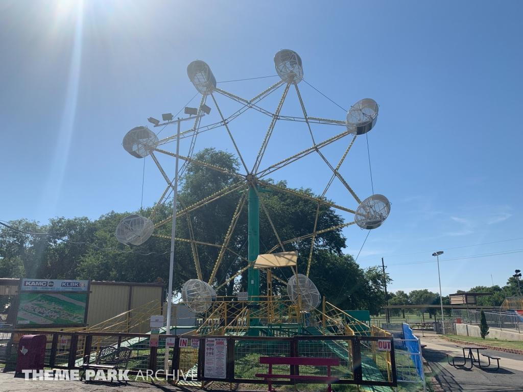 Rock O Plane at Joyland Amusement Park