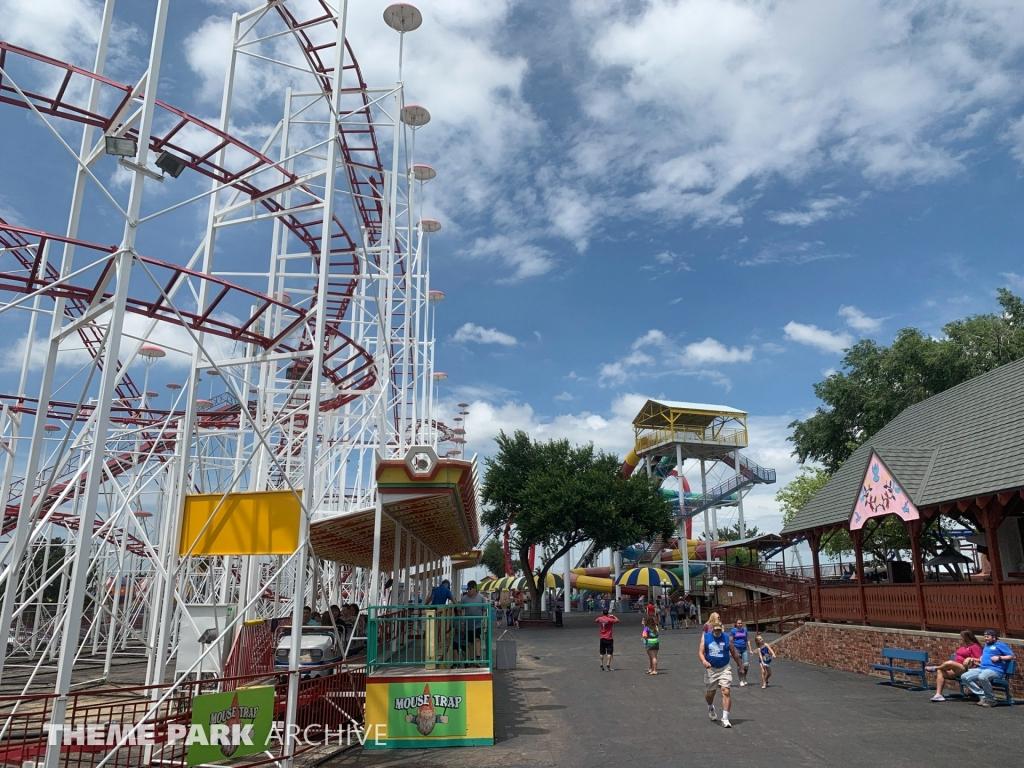 Mouse Trap at Wonderland Amusement Park