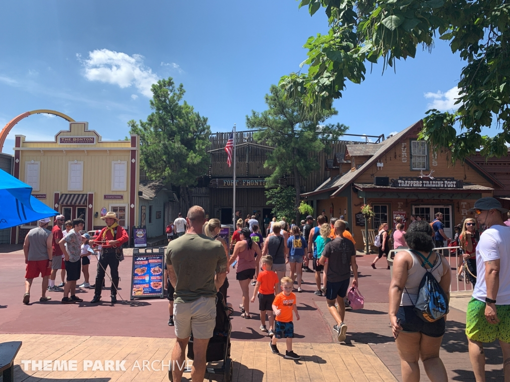 Misc at Frontier City