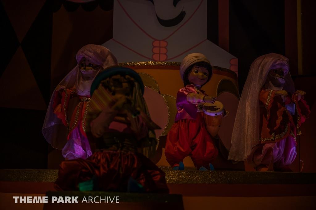 It's a Small World at Magic Kingdom