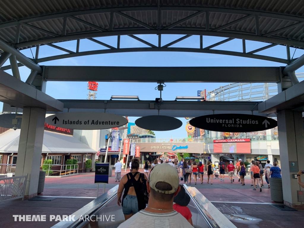 City Walk at Universal City Walk Orlando