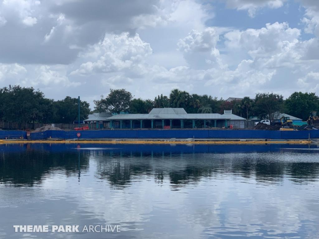 Ice Breaker at Sea World Orlando