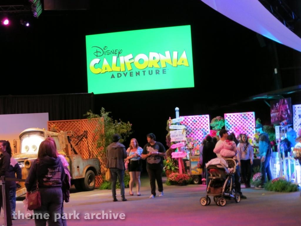 Stage 17 at Disney California Adventure