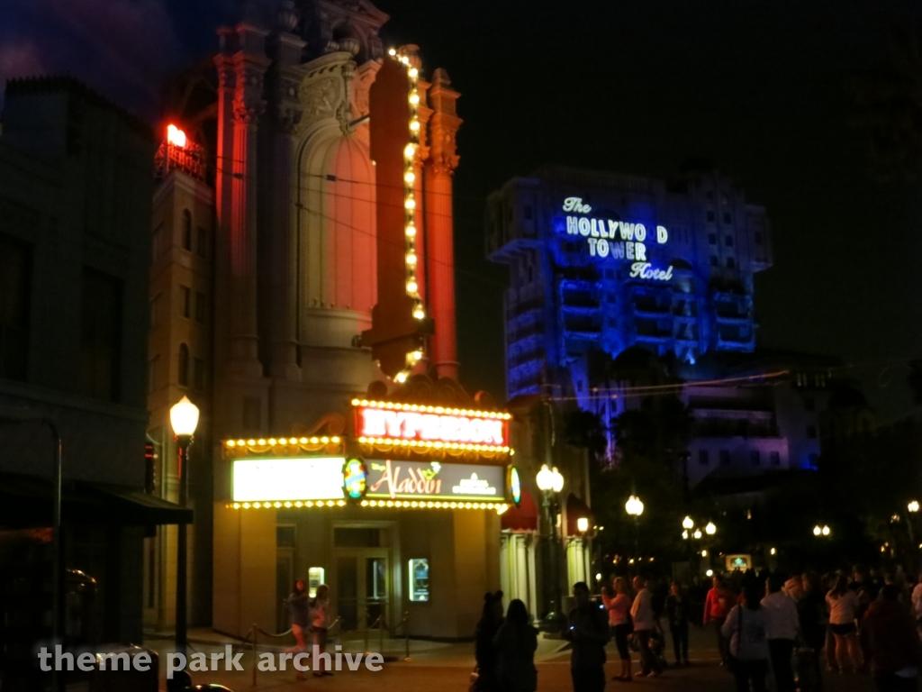 Hyperion Theatre at Disney California Adventure