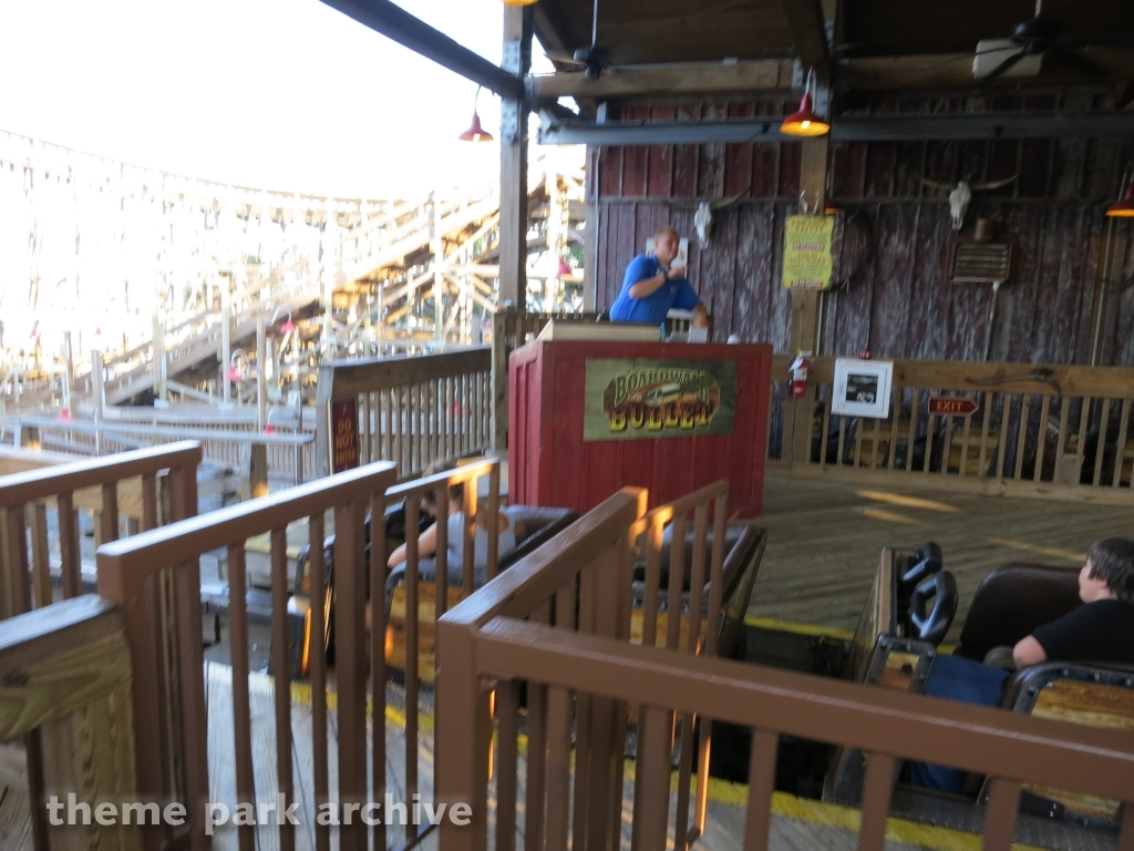 Boardwalk Bullet at Kemah Boardwalk
