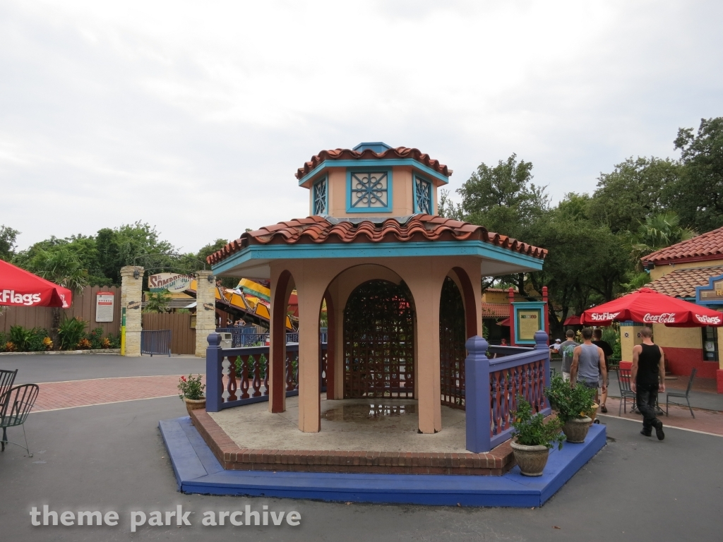 Mexico at Six Flags Over Texas