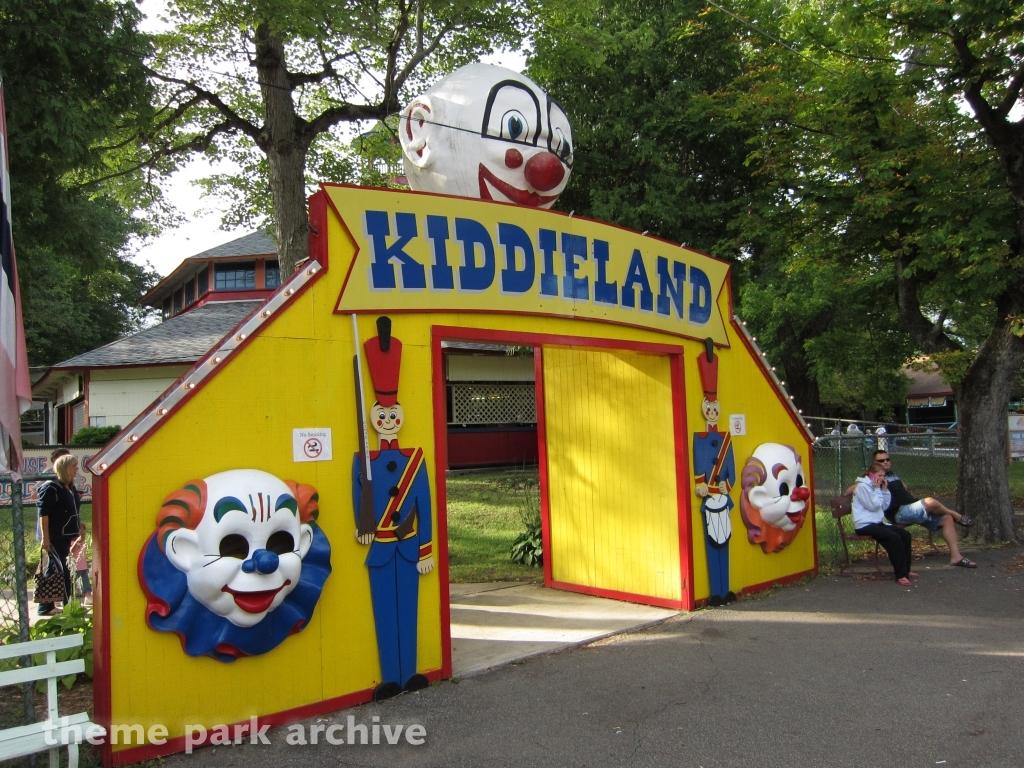 Kiddieland at Conneaut Lake Park